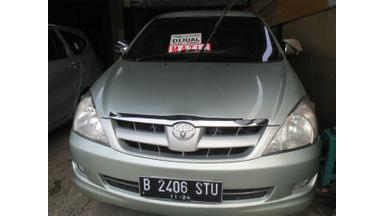 2004 Toyota Kijang Innova v - Barang Cakep