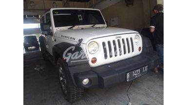 2013 Jeep Wrangler Unlimited Rubicon - Istimewa Siap Pakai
