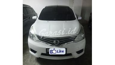 2016 Nissan Grand Livina SV - Jual BU