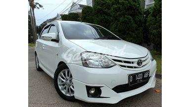 2013 Toyota Etios Valco G - Istimewa Siap Pakai