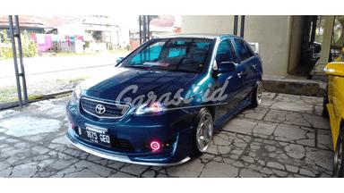 2003 Toyota Vios G - Favorit Dan Istimewa