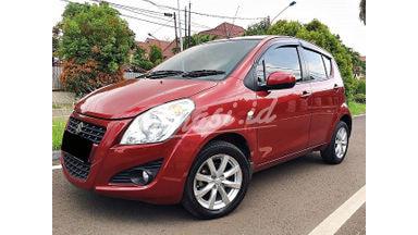 2014 Suzuki Splash AT - Mobil Pilihan