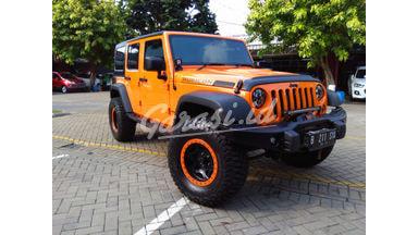 2013 Jeep Wrangler Sport Renegade Pentastar