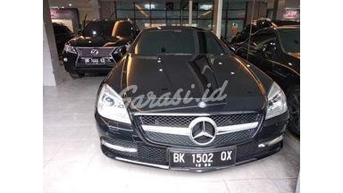 2011 Mercedes Benz Slk 200 - Good Condition