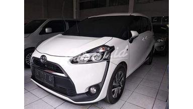 2017 Toyota Sienta V - City Car Lincah Dan Nyaman