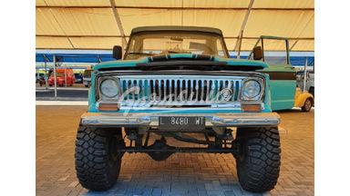 1975 Jeep Patriot pick-up - Full Orisinal Seperti Baru