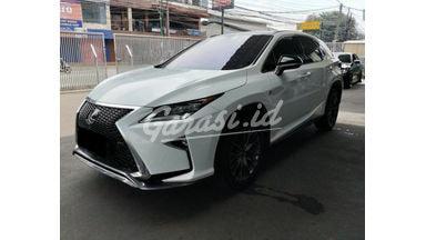 2019 Lexus RX 300 F Sport - Mobil Pilihan