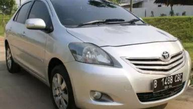 2013 Toyota Vios G - Kondisi Ok