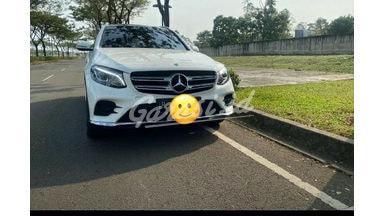 2018 Mercedes Benz GLC amg line - Dijual Cepat, Harga Bersahabat