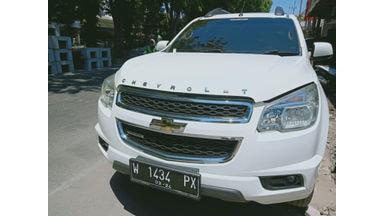 2012 Chevrolet Trailblazer LT - Barang Bagus Siap Pakai
