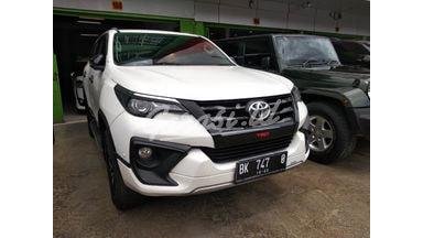 2017 Toyota Fortuner VRZ - Terawat Mulus