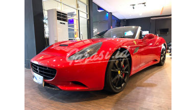 2013 Ferrari California HS 30 - Red on Black