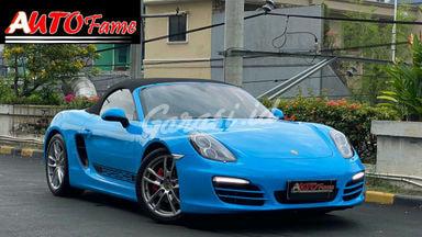 2012 Porsche Boxster Sport Chrono - Plus Full Wrapping Body