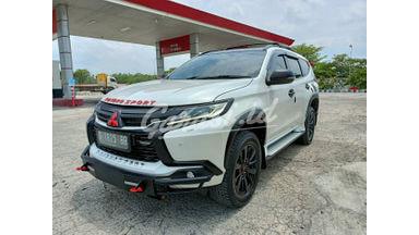 2018 Mitsubishi Pajero Sport DAKAR 4x2