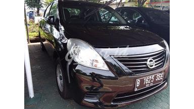 2014 Nissan Almera SV - UNIT TERAWAT, SIAP PAKAI