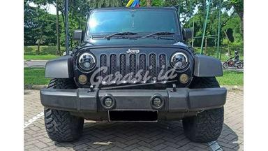 2011 Jeep Wrangler 3.8 - Siap Pakai