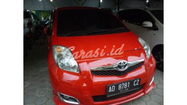 2011 Toyota Yaris S - Terawat Siap Pakai