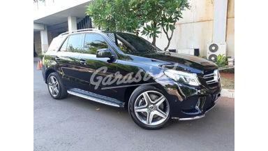 2017 Mercedes Benz GLE GLE400 - Siap Pakai