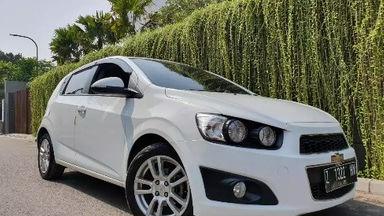2014 Chevrolet Aveo LTZ - Unit Bagus Siap Pakai