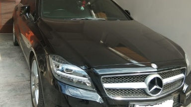 2011 Mercedes Benz CLA-Class CLS 350 - Mercedes CLS 350 tahun 2011 Black Mulus kaya Baru Coupe