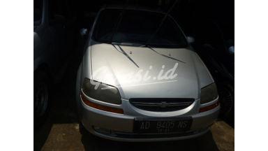 2004 Chevrolet Aveo mt - Terawat Siap Pakai