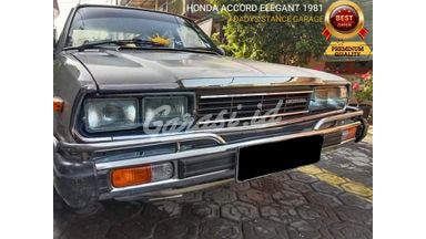 1981 Honda Accord elegant - Seperti Baru