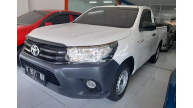 2017 Toyota Hilux PICKUP - Good Condition