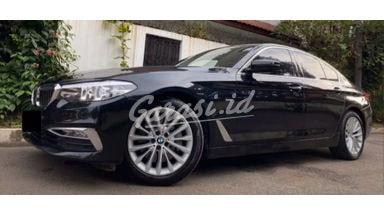 2017 BMW 530i Luxury - Murah Berkualitas