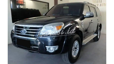 2012 Ford New Everest 2.5 L XLT Limited