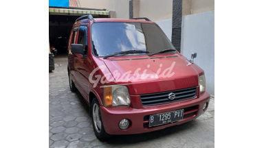2002 Suzuki Karimun DX - Barang Istimewa