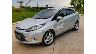 2012 Ford Fiesta S - unit istimewa