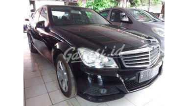 2013 Mercedes Benz C-Class C 200 - UNIT TERAWAT, SIAP PAKAI