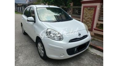 2010 Nissan March 1.2 AT