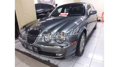 2002 Jaguar S-Type at - Harga Menarik
