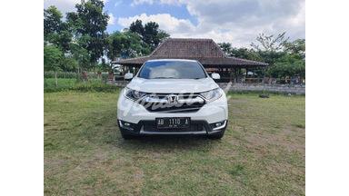 2018 Honda CR-V Turbo