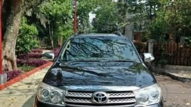 2009 Toyota Fortuner G 2.5 - Barang Bagus Siap Pakai