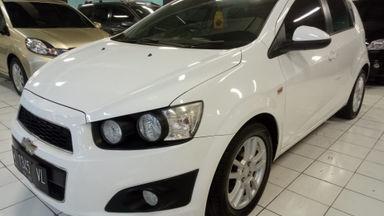 2012 Chevrolet Aveo - Kredit Tersedia