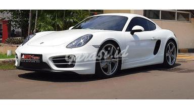2013 Porsche Cayman Sport Chrono - Barang Istimewa