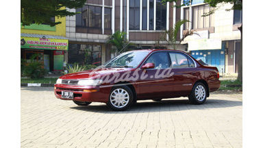 1993 Toyota Corolla SEG