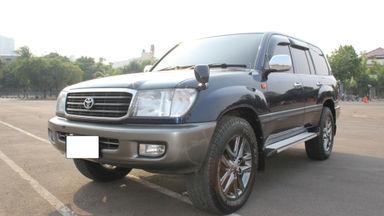 Jual Mobil Bekas 2000 Toyota Land Cruiser VX Jakarta Pusat 00ck371 -  Garasi id