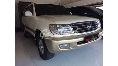 2000 Toyota Land Cruiser VX 100 - Proses Cepat Dan Mudah