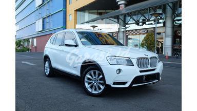2012 BMW X3 xdrive 3.0