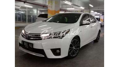 2014 Toyota Corolla Altis V