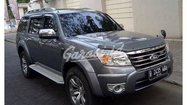 2011 Ford Everest XLT Ltd - Istimewa Siap Pakai