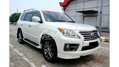 2012 Lexus LX LX570
