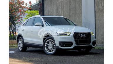 2012 Audi Q3 TFSI Quatro