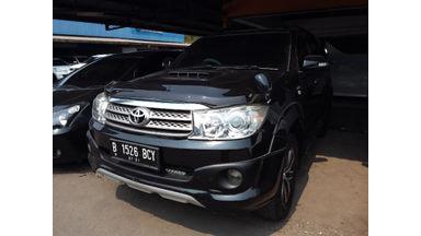 2011 Toyota Fortuner G VNT - UNIT TERAWAT, SIAP PAKAI