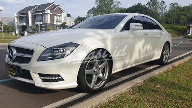 2012 Mercedes Benz CLS 350