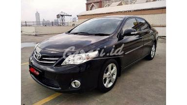 2012 Toyota Corolla Altis G - Mulus Istimewa seperti baru Bisa Kredit