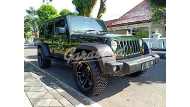 2011 Jeep Wrangler Unlimited Jk Sport